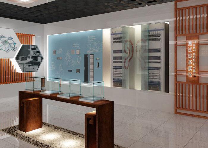 小型展览馆设计方案 小型展厅设计效果图