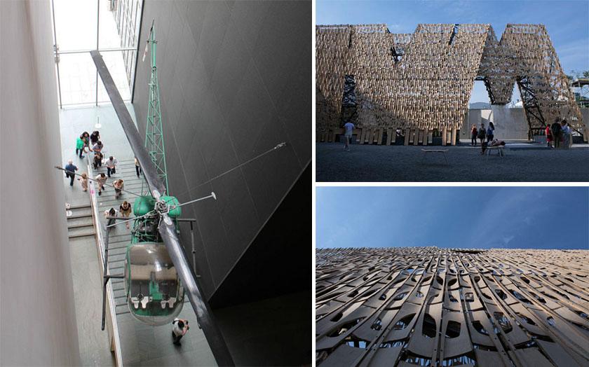 纽约现代艺术博物馆设计