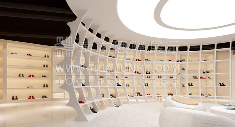 鞋子(鞋类)展厅设计鉴赏