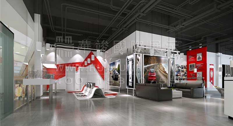美术馆展厅设计的展示方式