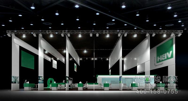 國外創意展廳設計鑒賞