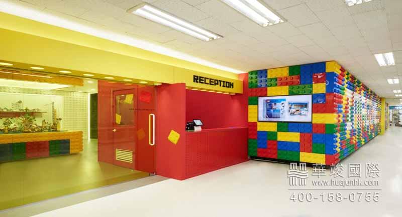 主题展厅设计效果—韩国教育中心hands-on campus