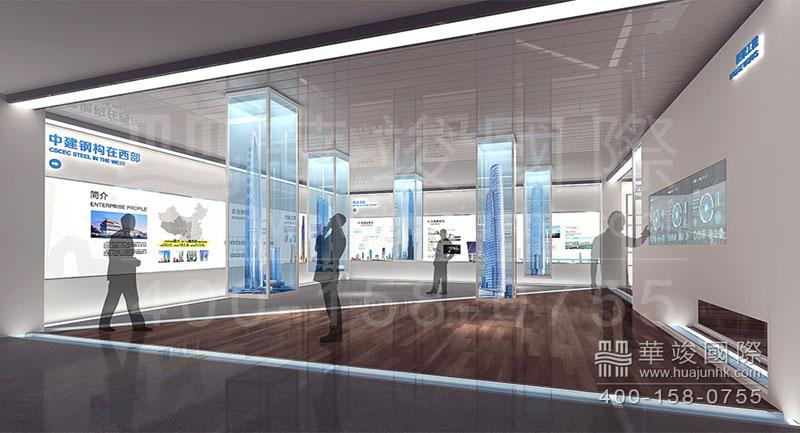 多媒体互动投影的展示手段在多媒体展厅设计中的应用