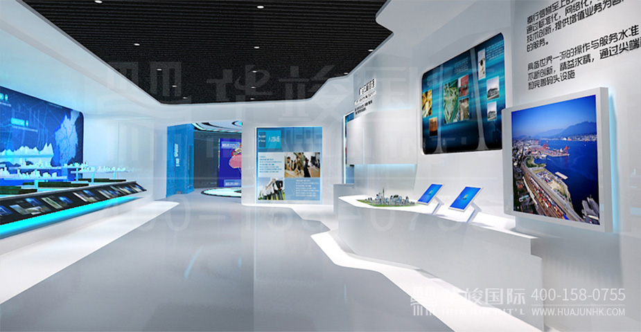 展厅设计工艺