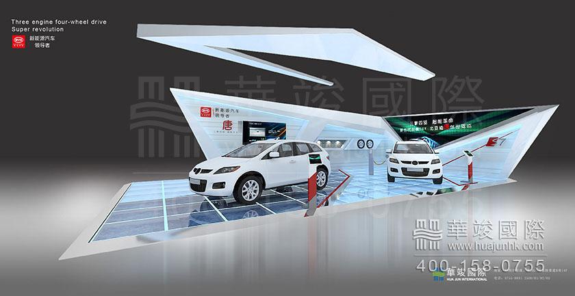 汽车展厅设计设计