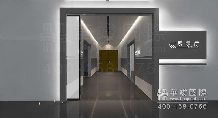 【科技馆设计】视睿电子科技展厅设计案例