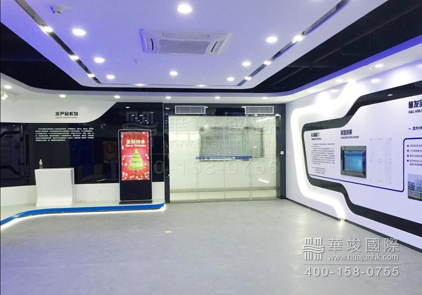 中兴环境仪器产品展示厅图片