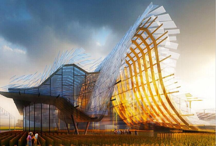 大地风景建筑设计