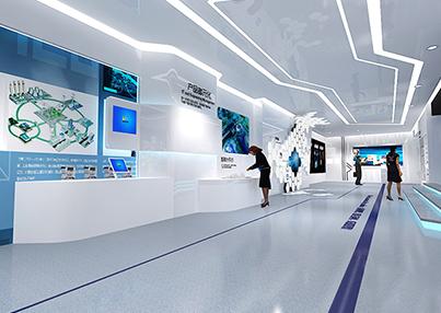 赫美集团企业展厅