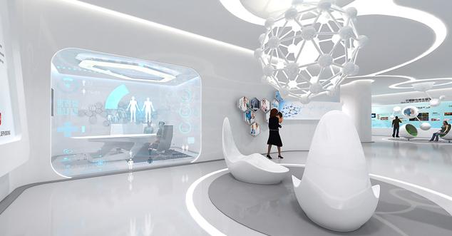 博鳌国际医院细胞与干细胞技术展示馆