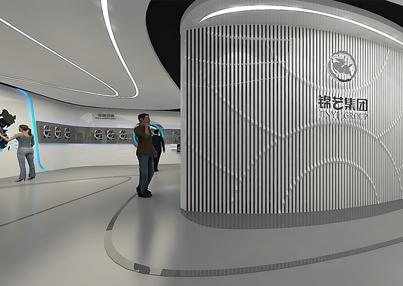 锦艺集团智慧科技文化展厅